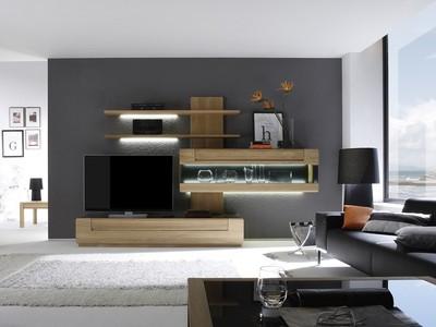 Obývacie steny a zostavy / solitéry