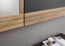 Předsíňový nábytek ACHAT_detail grafitové lakované plochy_obr. 11