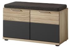 Předsíňový nábytek ACCAT_lavice typ 65 03 HH 60_šikmý pohled_obr. 23