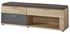 Předsíňový nábytek ACCAT_lavice typ 65 03 HH 61_šikmý pohled_obr. 26