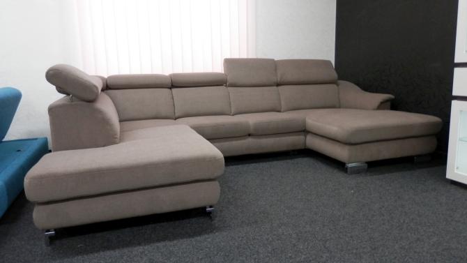 """ALABAMA 1080 - sedacia súprava vo tvare """"U"""""""