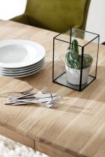 Nábytek AMBRA_detail rozložitelného jídelního stolu_obr. 13