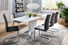 Jídelní židle a lavice ANDANO v interieru_obr. 1