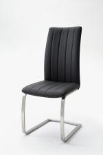Jídelní židle ANDANO_černá_obr. 4
