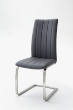 Jídelní židle ANDANO_šedá_obr. 5