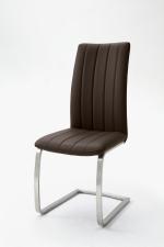 Jídelní židle ANDANO_hnědá_obr. 6