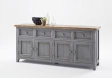 Obývací a jídelní nábytek ANTIC grey_komoda typ 02_obr. 21