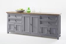 Obývací a jídelní nábytek ANTIC grey_komoda typ 03_obr. 23
