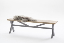 Obývací a jídelní nábytek ANTIC grey_jídelní lavice_obr. 27