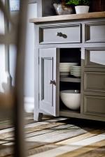 Obývací a jídelní nábytek ANTIC grey_detail provedení_obr. 31