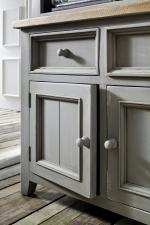 Obývací a jídelní nábytek ANTIC grey_detail provedení_obr. 37