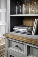 Obývací a jídelní nábytek ANTIC grey_detail provedení_obr. 38