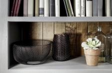 Obývací a jídelní nábytek ANTIC grey_detail provedení_obr. 40