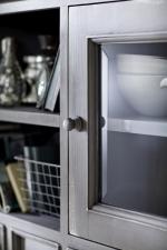 Obývací a jídelní nábytek ANTIC grey_detail provedení_obr. 49