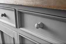 Obývací a jídelní nábytek ANTIC grey_detail provedení_obr. 53