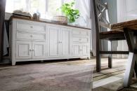 Obývací a jídelní nábytek ANTIC white_komoda typ 03_interier_obr. 1