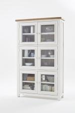 Obývací a jídelní nábytek ANTIC white_vitrína typ 12_obr. 6