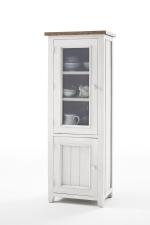 Obývací a jídelní nábytek ANTIC white_vitrína levá typ 10_obr. 12