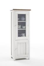 Obývací a jídelní nábytek ANTIC white_vitrína pravá typ 11_obr. 14
