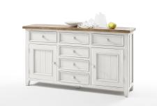 Obývací a jídelní nábytek ANTIC white_komoda typ 01_obr. 20