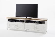 Obývací a jídelní nábytek ANTIC white_TV stůl typ 31_obr. 24