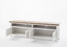 Obývací a jídelní nábytek ANTIC white_TV stůl typ 31_otevřený_obr. 25