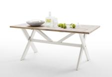 Obývací a jídelní nábytek ANTIC white_jídelní stůl_obr. 26
