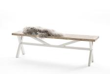Obývací a jídelní nábytek ANTIC white_lavice_obr. 27