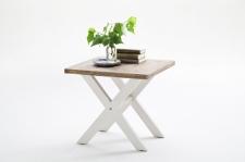 Obývací a jídelní nábytek ANTIC white_odkládací stolík_obr. 30