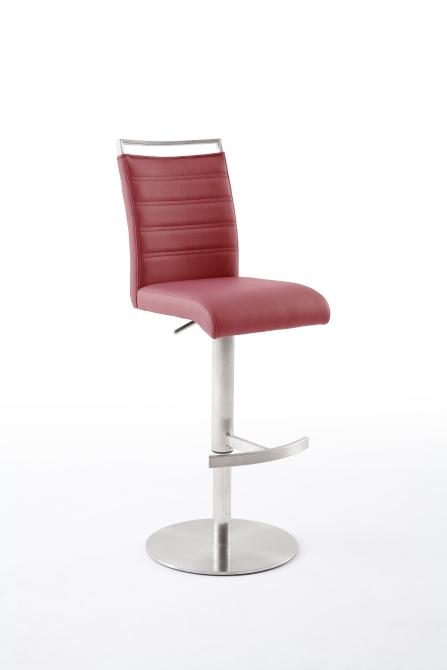 Barová stolička VENTURA III. nerez