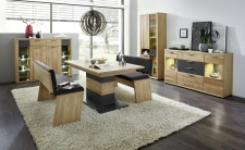 Obývací a jídelní nábytek BASE_sestava typů 01 + 20 + 22 + 29 32 H1 01 + 2x 29 26 H1 04_obr. 21