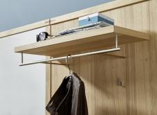 Předsíňový nábytek BASE_detail šatního panelu_obr. 10