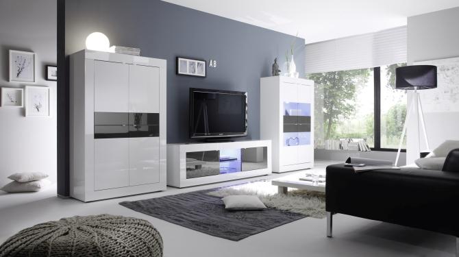Obývacie a jedálenské zostavy BASIC0
