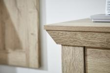 Předsíňový nábytek BIRMINGHAM_detail horní desky_obr. 5