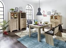 Jídelní nábytek BIRMINGHAM_jídelní stůl + jídelní lavice + typy 04+05+06_obr. 20