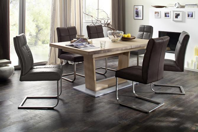 Jídelní stůl BISCAY v interieru_obr. 3