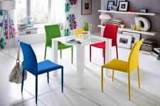 Jídelní židle BONO v interieru_obr. 2