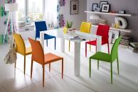 Jídelní židle BONO v interieru_obr. 4