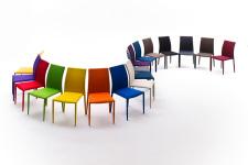 Jídelní židle BONO_barevné varianty_obr. 5