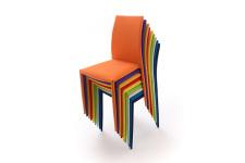 Jídelní židle BONO_mix_stohování_obr. 10