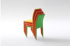 Jídelní židle BONO_mix_stohování_obr. 11