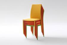 Jídelní židle BONO_mix_stohování_obr. 13