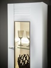 Obývací nábytek CAPE W_detail vitriny_obr. 10