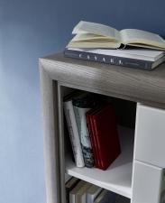 Obývací / jídelní nábytek CARIA_detail rámů_obr. 19