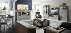 Obývací / jídelní nábytek CARTAGENA_obývací sestava 40 51 33 81 +  highboard 22 + konferenční stůl 29 51 33 02_ obr. 1