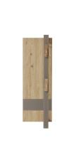 Šatní panel CASCADE_typ 62 01 HM 41_čelní pohled_obr. 14