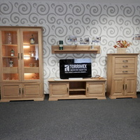 Celomasivní dubový nábytek AMBRA