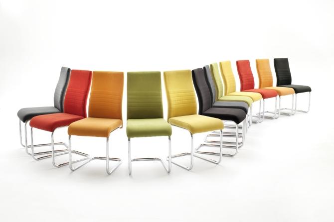 Jedálenská stolička COLOR