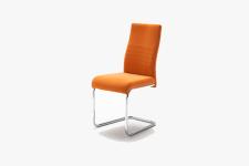 Jídelní židle COLOR_oranžová_obr. 7