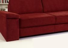 Sofa s funkcí na spaní COMFORT SLEEP_detail_volitelný vzhled korpusu typ A (s mezerou od země)_obr.13